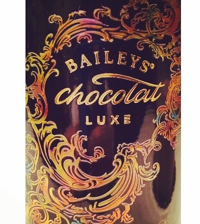 Chocolate alcohol doesn't get any better than Chocolat Luxe Baileys.