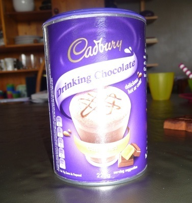 cadbury, hot chocolate