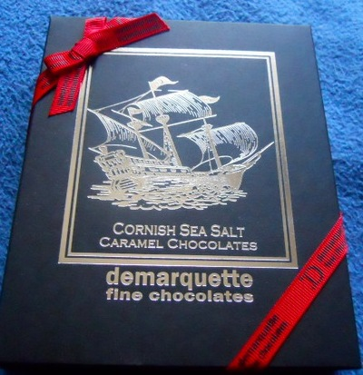 demarquette, salted caramels