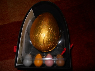 hotel chocolat, easter egg, eggsquite collection