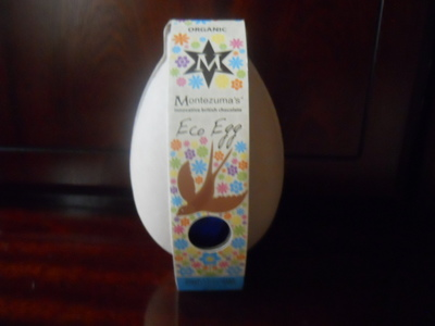 montezumas, eco egg, dark nib, easter, chocolate, easter egg